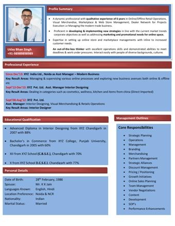 Bpo Cv Cv For Bpo Call Center Cv Bpo Cv Format