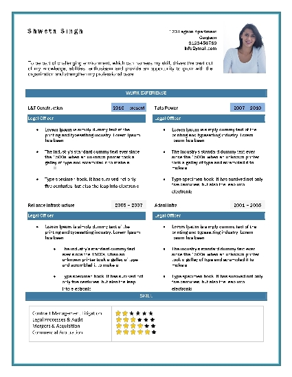 curriculum vitae format best cv formats cv formats - How To Make Cv Resume For Freshers